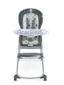 Ingenuity Trio 3-in-1 High Chair  Unisex Multi Color