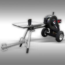 Holzspalter Jansen FS-20speed Benzinmotor, 20t, Schwungradspalter, Turbospalter
