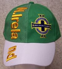 Embroidered Baseball Cap International Northern Ireland NEW 1 hat size fits all