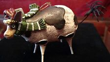 Collectable Skinny Leg Cow Christmas Tree Ornament