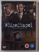 WHITECHAPEL / THE NIGHTMARE BEGINS AGAIN / 1st SERIES / 2009 / REGION 2 / SEALED