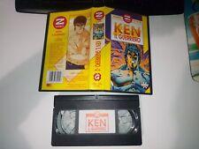 (VHS) Manga KEN IL GUERRIERO 2 - Granata Press (Hokuto no Ken)