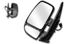 Vauxhall Movano Door Black Wing Mirror Manual Heated 1998 - 2003  MK1 Left N/S