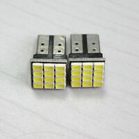 2Pcs helle T10 3020 12 SMD LED Auto Blinker Licht Auto Wedge Lampe 0U