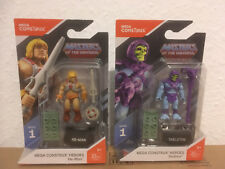 Mega Construx Masters of the Universe He-Man Skeletor MOTU