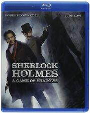 Sherlock Holmes: A Game of Shadows [New Blu-ray] Ac-3/Dolby Digital, Dolby, Di