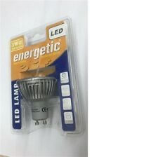 energetic 3W 20watt 330 CD Reflector GU10 warm white LED LAMP