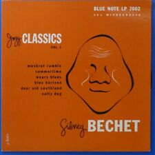 Sidney Bechet Jazz Classics Vol.1 Blue Note LP 7002 LP136