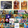 5D Animals Full Square DIY Diamond Painting Embroidery Needlework Home Decor