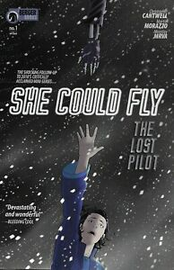 She Could Fly Comic 1 The Lost Pilot Cover A First Print 2019 Cantwell Morazzo