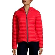 NEW Canada Goose Women's Brookvale Jacket- Red,black M