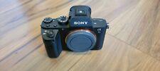 Sony Alpha a7S II 12.2 MP Mirrorless Digital Camera - Black (Body Only)