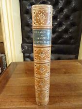 Derniers Contes Bleus Laboulaye 1884 Illustré Pille Scott EO Tirage de Tête