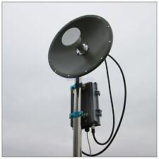 Long Range 30KM ptp Saturn_R5158M 300Mbps 5.8G WiFi Outdoor Bridge MIMO 2N 2*lan