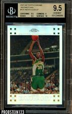 2007-08 Topps Chrome Refractor #131 Kevin Durant RC Rookie 292/1499 BGS 9.5