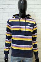 Felpa Uomo De Blasio Taglia M Maglione Sweater Man Cardigan Casual Pullover