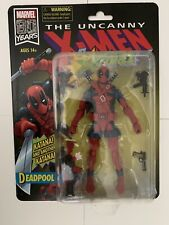 2018 Hasbro Marvel Legends 80th Anniversary X-Men Deadpool Figure