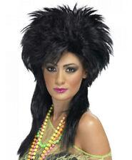 d905eeeca5 Smiffys Mullet Black Costume Wigs   Facial Hair