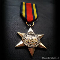 BURMA STAR BRITISH MILITARY MEDAL WW2 BRITISH VETERANS COMMONWEALTH COPY