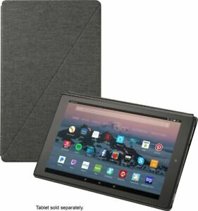 Amazon Fire HD 10 inch Tablet Case for 7th and 9th Generations - Black