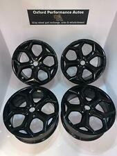 "Genuine Ford Focus ST MK3 18"" snowflake alloy wheels professionally refurbished"