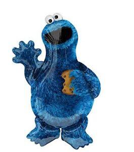"""35"""" Cookie Monster Sesame Street Mylar Foil Balloon"""