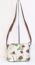 Ladybird or Ladybug Design Tapestry Small Pouch Crossbody Bag  Signare