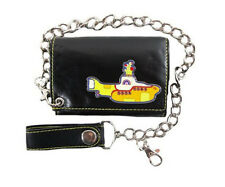 The Beatles Yellow Submarine Chain Wallet