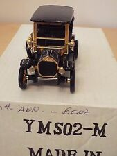 Matchbox Collectibles YMS02-M 1910 Benz Limousine, Yesteryear 40th Anniversary