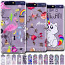 Silicone Rubber TPU Various Soft Cover Skin Slim Painted Back Case For Huawei P9