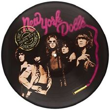 New York Dolls – Live At Radio Luxembourg, Paris 1973 on Picture Disc Vinyl NEW
