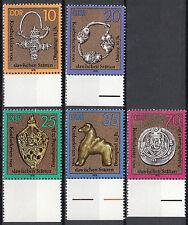 DDR 1978 Mi. Nr. 2303-2307 mit Rand Postfrisch (26432)