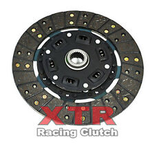 XTR RACING STAGE 2 SPRUNG CLUTCH DISC for 88-89 HONDA PRELUDE S Si 4WS COUPE