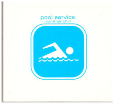 CD Pool Service - Summer Chill (Chillout music, Mixed by DJ Red Buddha)