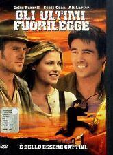Gli Ultimi Fuorilegge (2001) DVD Edizione Snapper
