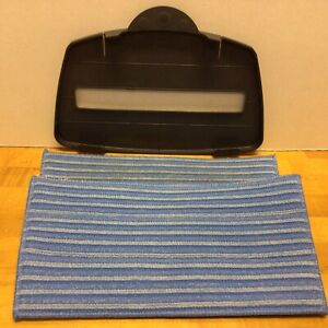 Haan  Steam  Mop Pads and Tray