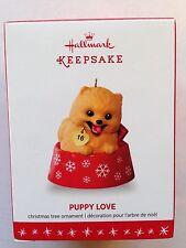HALLMARK 2016 PUPPY LOVE # 26 IN SERIES