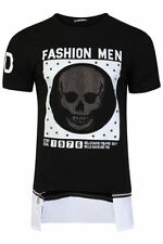 Skull Stretch Singlepack T-Shirts for Men