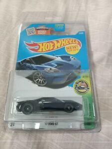 ++STH SALE++ Hot wheels Super Treasure Hunt 17 Ford GT