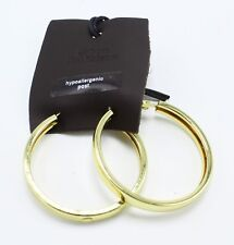 New Gold Hoop Earrings from Urban Outfitters #E1300GOLD