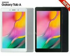 "New Samsung Galaxy Tab A WiFi and 4G LTE SCREEN 10.1"" AND 8"" ALL COLOURS 2019"
