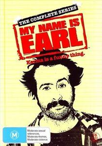 My Name Is Earl - Season 01 - 04 | Box Set DVD