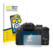 2x Panasonic Lumix DMC-FZ150 Display Schutz Folie Matt Entspiegelt