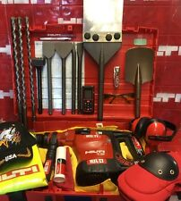 HILTI TE 76P, L@@K, PREOWNED, GREAT CONDITION, FREE METER, LOADED BIT, FAST SHIP