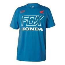 Fox 2019 Adults Team Honda Motocross MX Motor Bike Tech T-Shirt - HALF PRICE!