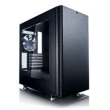 Fractal Design define mini C con ventana negra