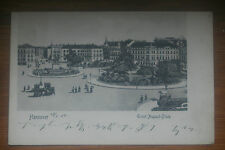 * 100916# AK - 1/6 Hannover-Ernst août-place