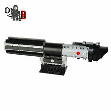 Star Wars Darth Vader Empire Strikes Back Custom Lightsaber Made With LEGO Parts