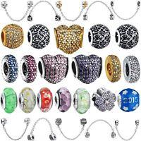 Hot Genuine European Bead Popular Jewelry Charm For 925 Sterling Silver Bracelet
