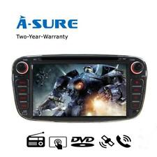 "A-Sure 7"" Ford MONDEO Focus S-max Galaxy Car DVD Player Radio GPS Stereo DAB BT"